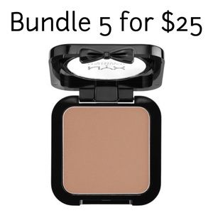 NEW NYX High Definition Contour Blush in Taupe